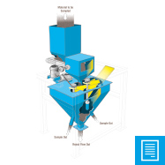 Model 4810 – Twin Solids with Belt Feeder