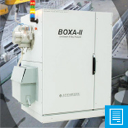 Model BOXA-II X-Ray Fluorescence Analyzer
